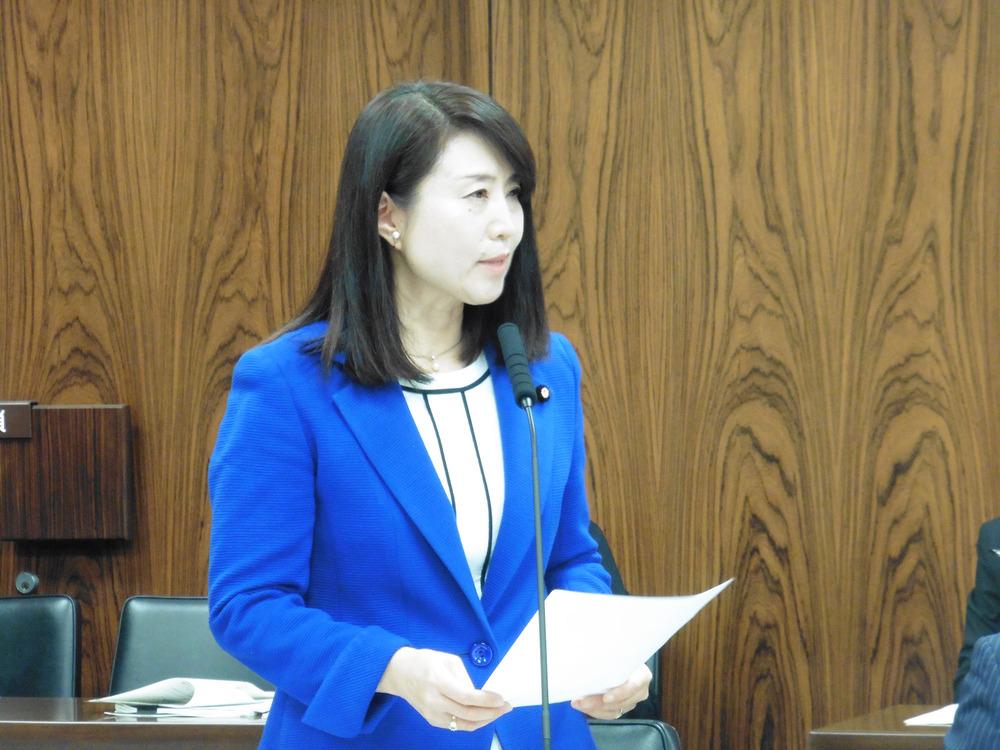 10/20(木)内閣委員会質問 動画・会議録