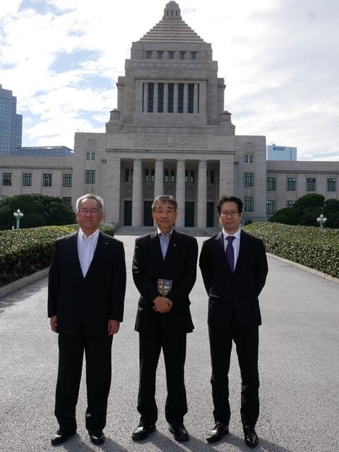 10/3(火)新日本工業労組国会来訪
