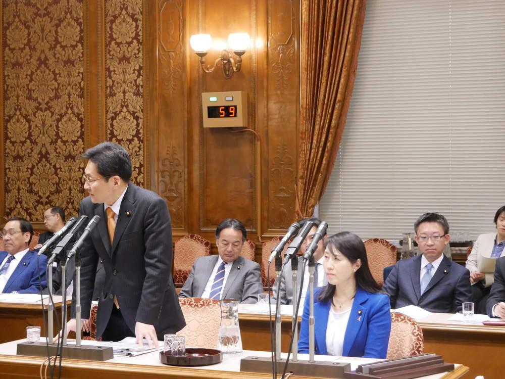 参議院 決算委員会
