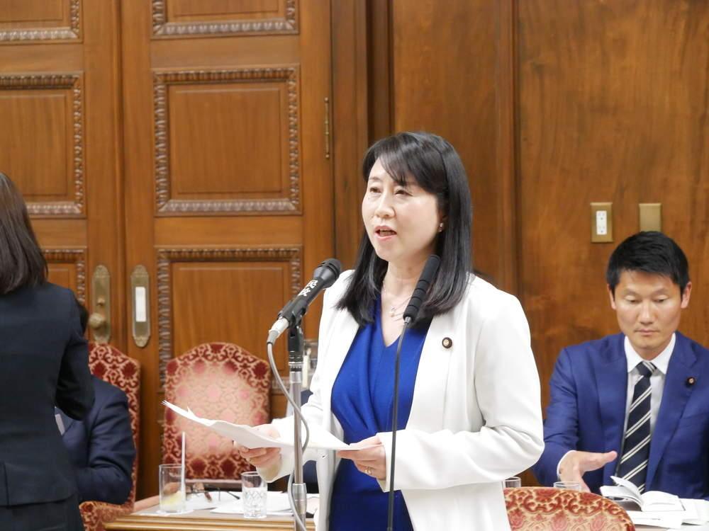 決算委員会 省庁別審査