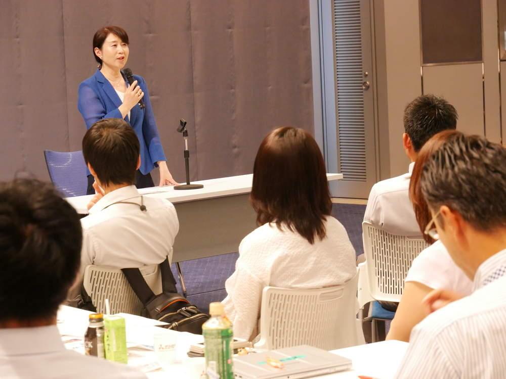 三菱電機労組CO-LIVE担当者会議