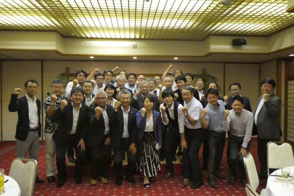 建設埼玉70周年記念式典・電機栃木地協定期大会