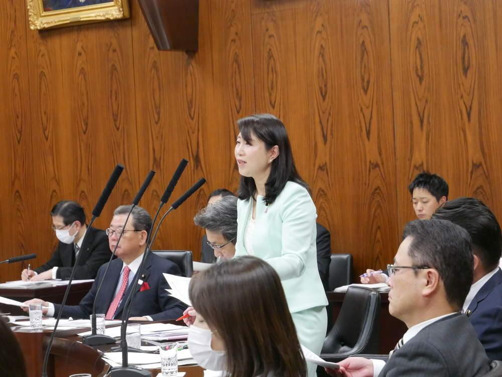 参議院 内閣委員会 予算の委嘱審査