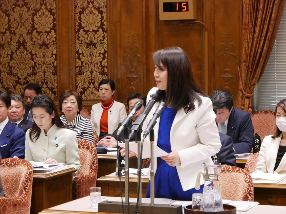 参議院 予算委員会