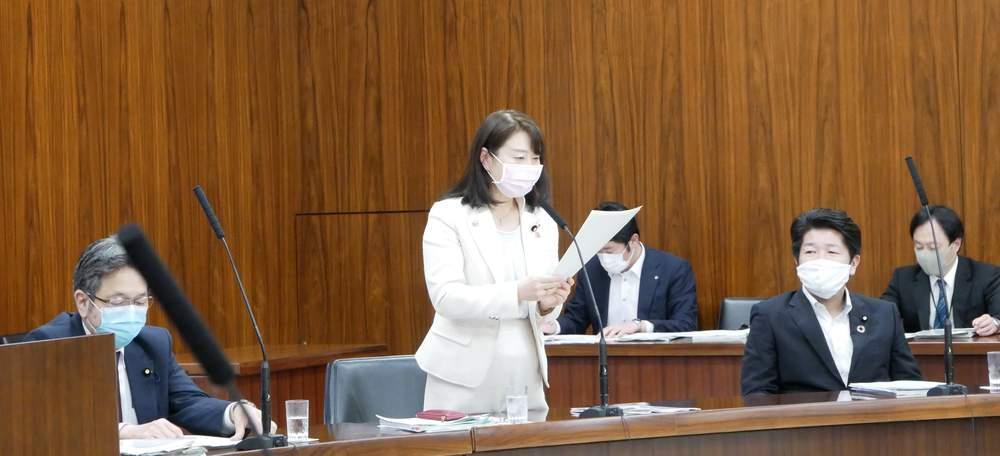 参議院内閣委員会