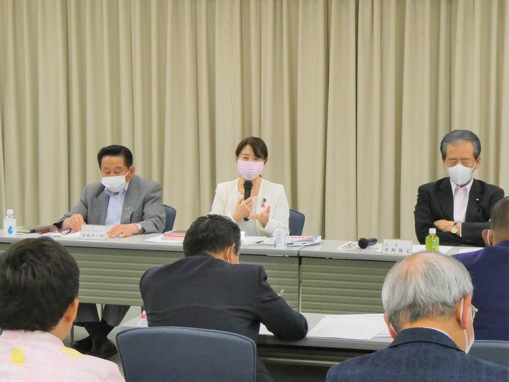 国民民主党大阪府連 機関会議