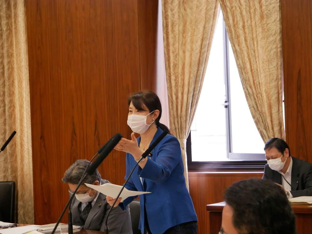 内閣委員会 科学技術基本法等改正案の質疑
