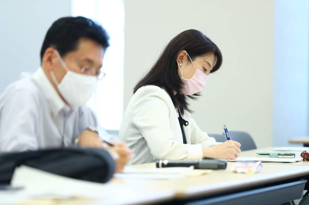 新型コロナウイルス対策本部総会、マイナンバーPT、視察ほか