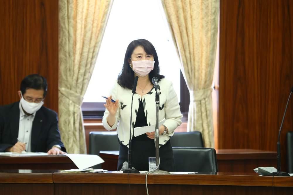 内閣委員会質問、滋賀地協定期大会挨拶