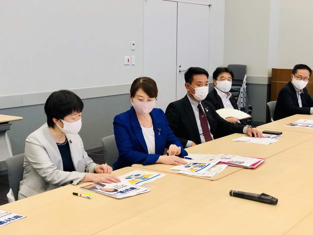 両院議員総会、石川地協幹事会ほか