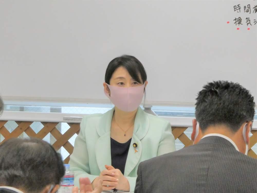 旧・国民民主党大阪府連 合同会議