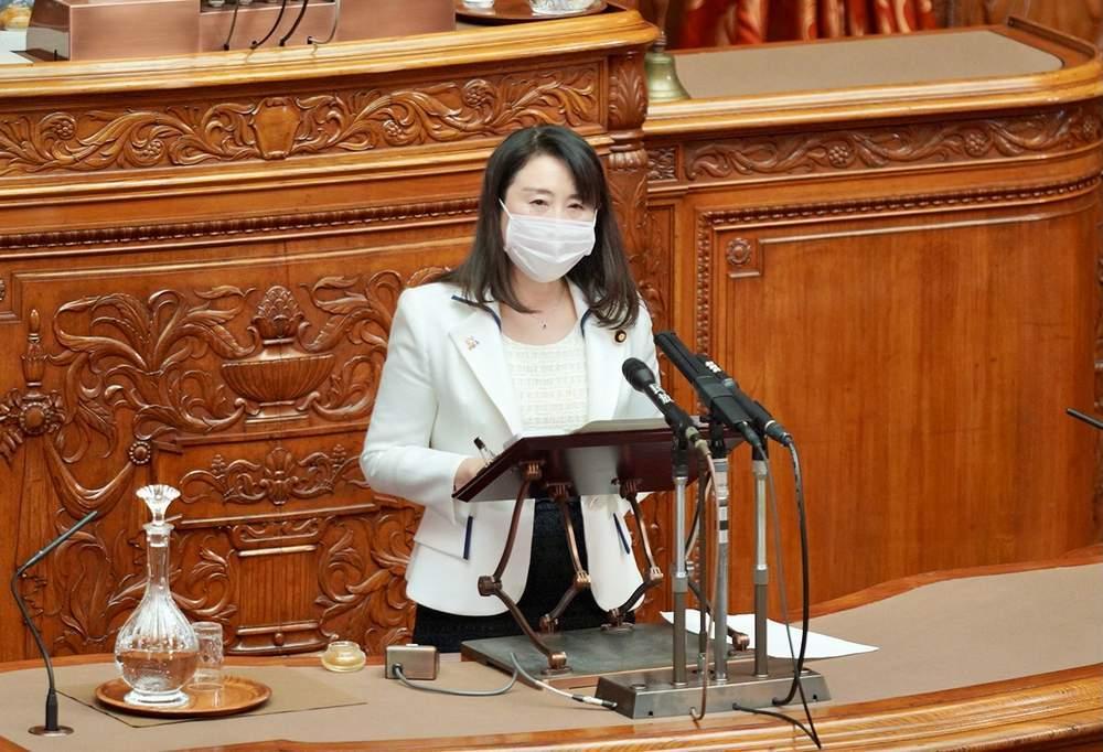 本会議代表質疑、内閣委員会参考人質疑、テレビ取材ほか