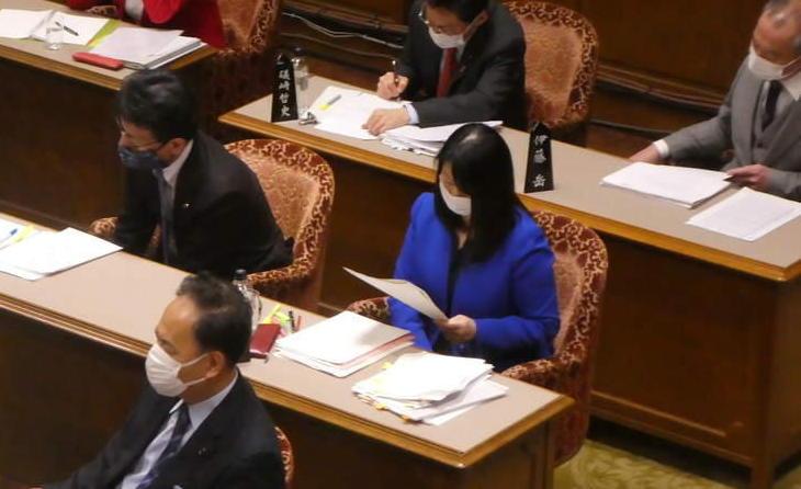 参議院予算委員会基本的質疑(1日目)