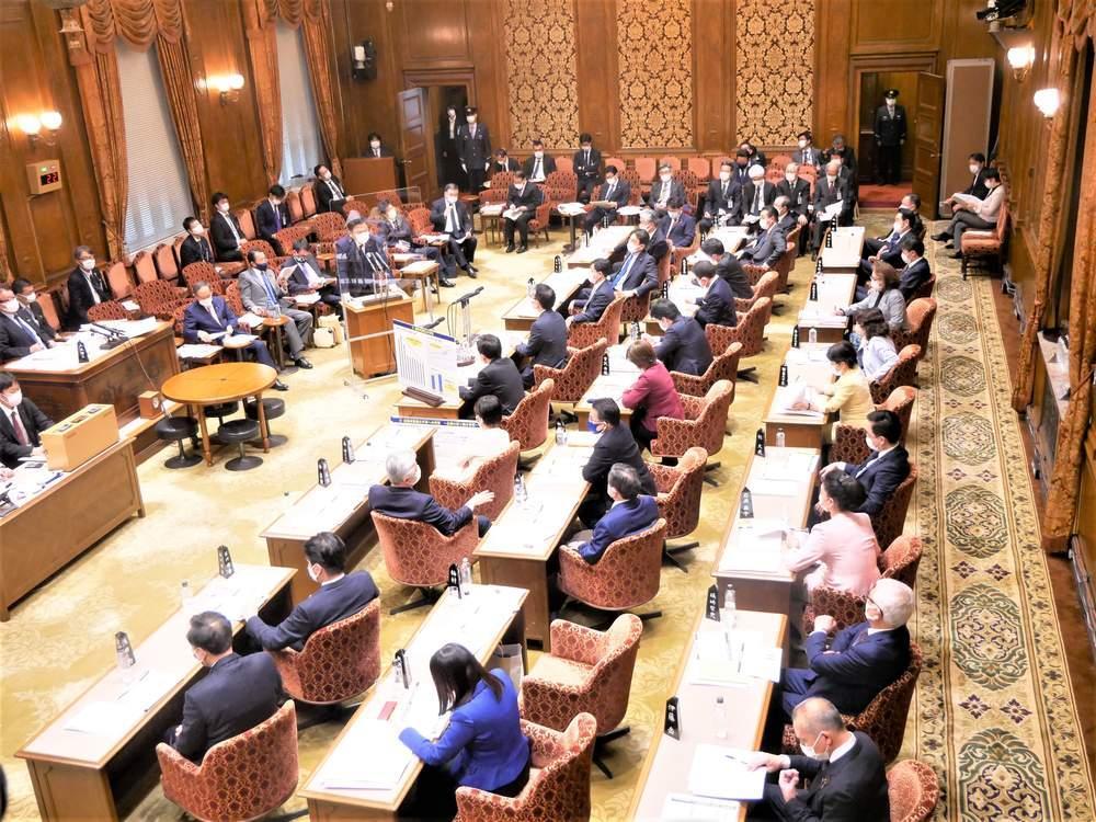 参議院予算委員会集中審議、国際女性デー、連合「3.8国際女性デー全国統一行動中央集会」
