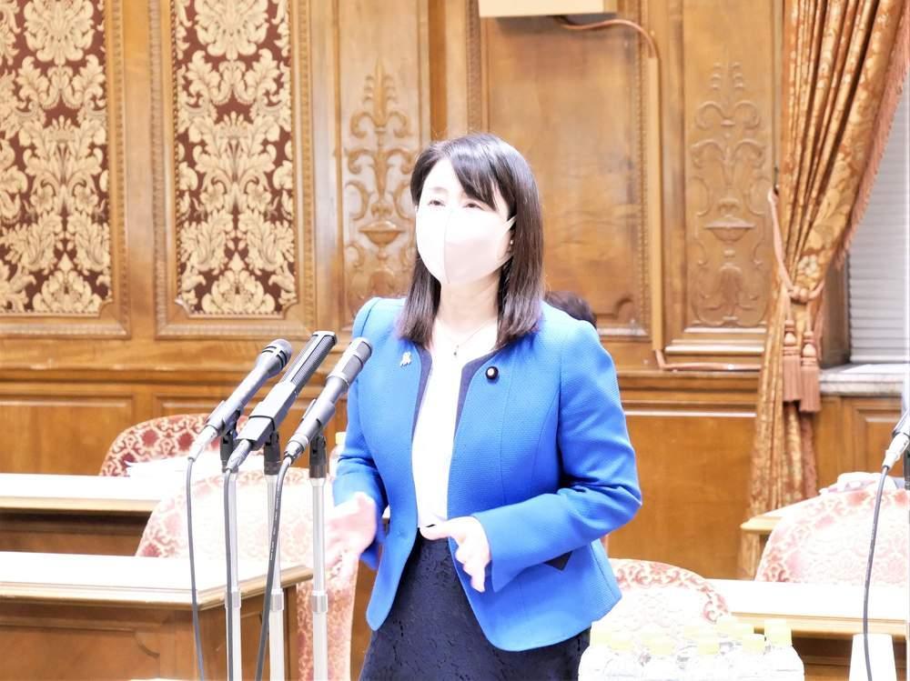 内閣委員会「デジタル改革関連法案」審議