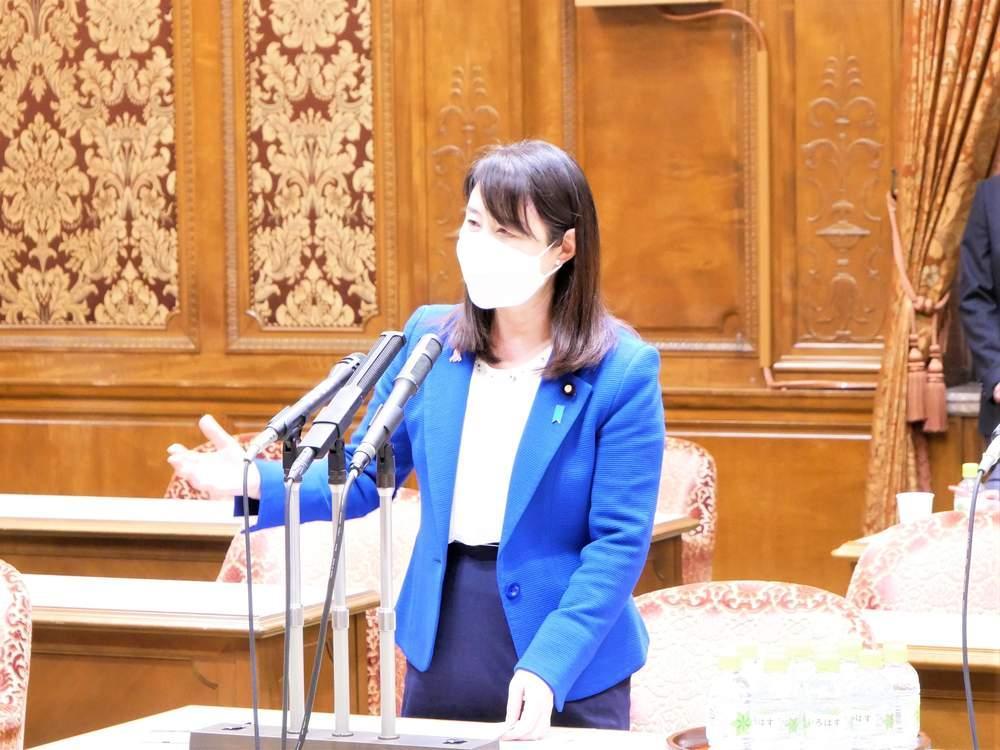 内閣委員会「デジタル改革関連法案」最終審議