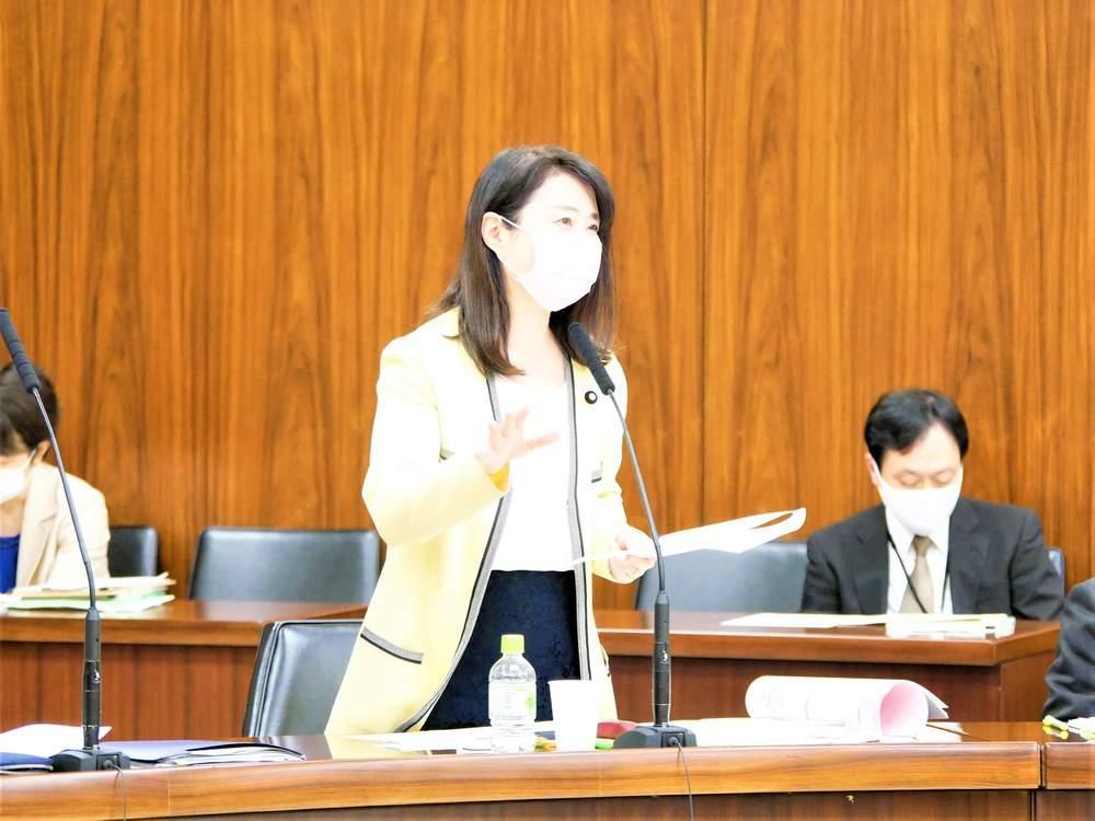 内閣委員会で「障害者差別解消法改正案」を審議