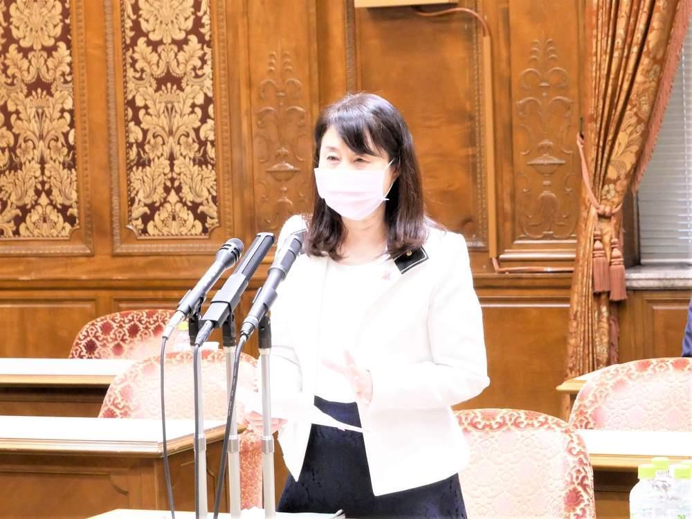 内閣委員会 「重要施設土地利用規制法案」の審議