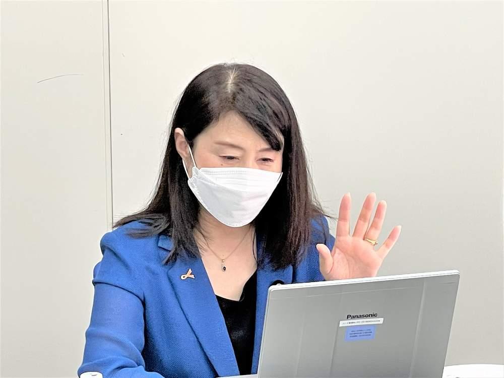 大阪での最終日 労組大会・イベントに出席の後、支援者の皆さまとの意見交換