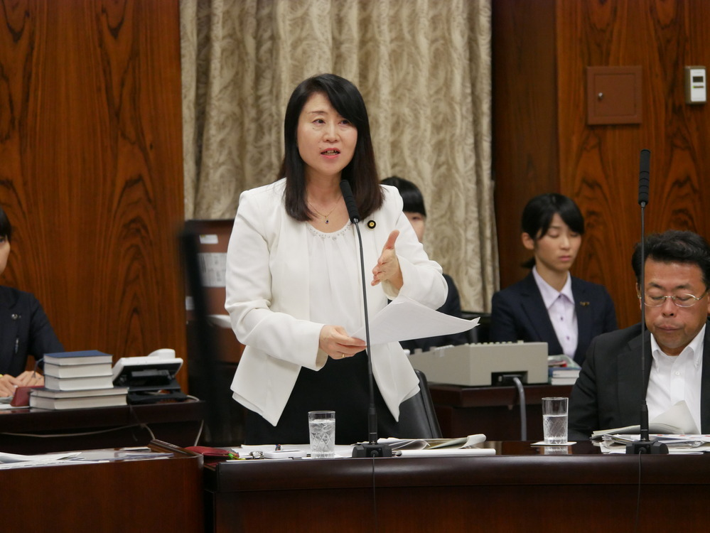 平成30年6月28日(木) 内閣委員会 質問の動画掲載