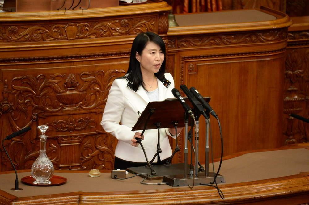 平成30年12月7日(金) 本会議『法務大臣問責決議 賛成討論』