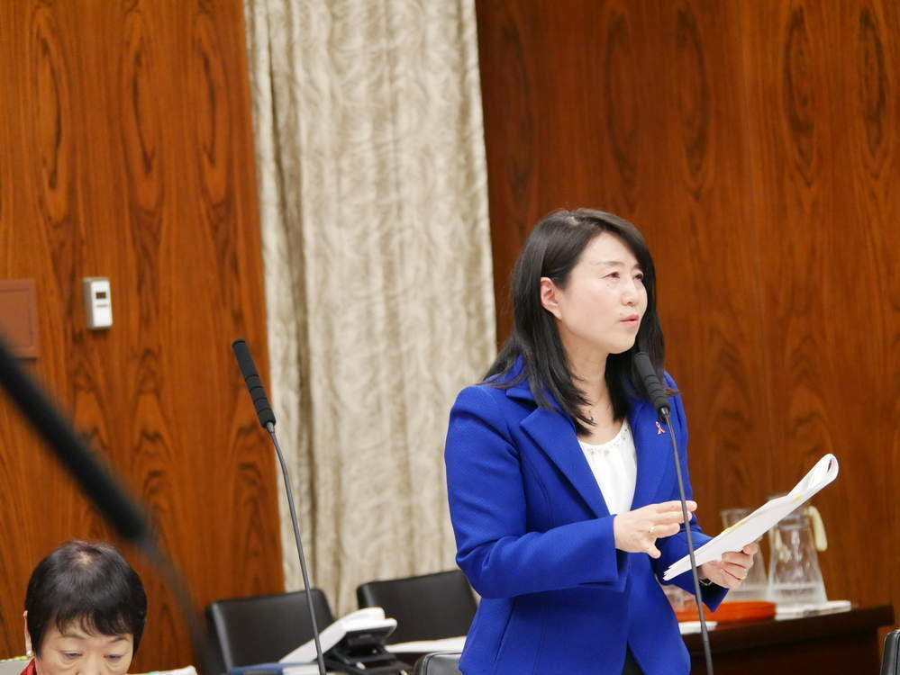 平成31年3月12日(火) 内閣委員会『大臣所信に対する質疑』