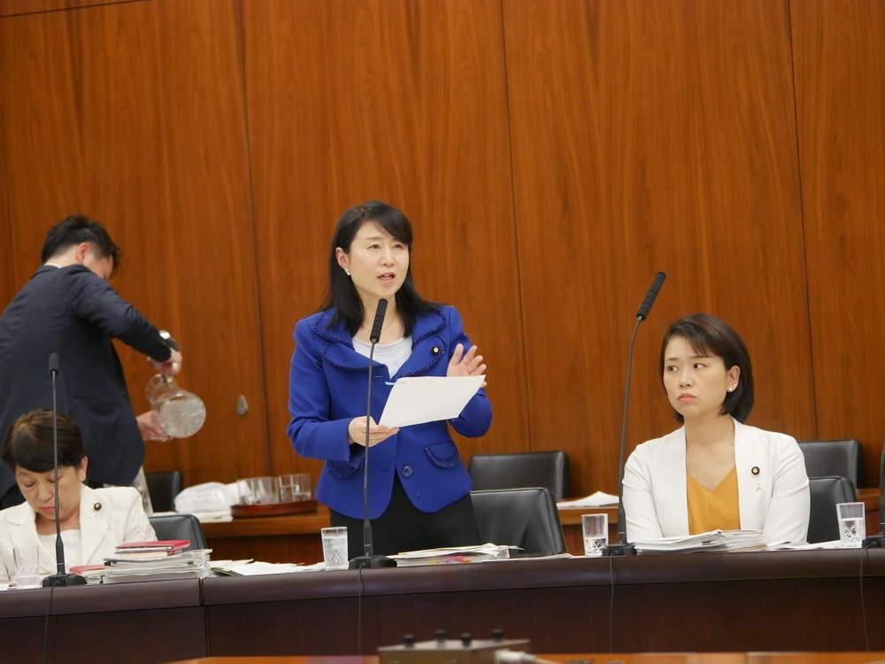 令和元年6月13日(木) 厚生労働委員会(児童虐待防止対策法)