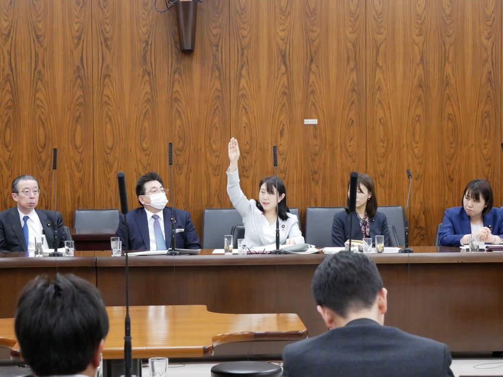 令和2年2月26日(水) 「資源エネルギー調査会」参考人自由質疑