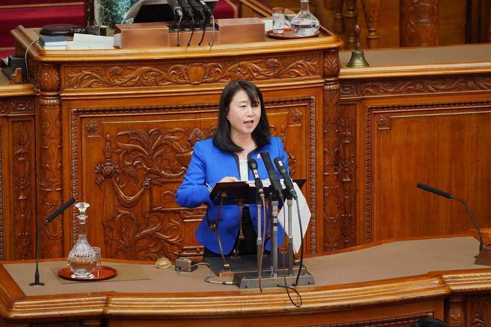 令和2年3月16日(月)  本会議「新型インフルエンザ特措法改正」討論