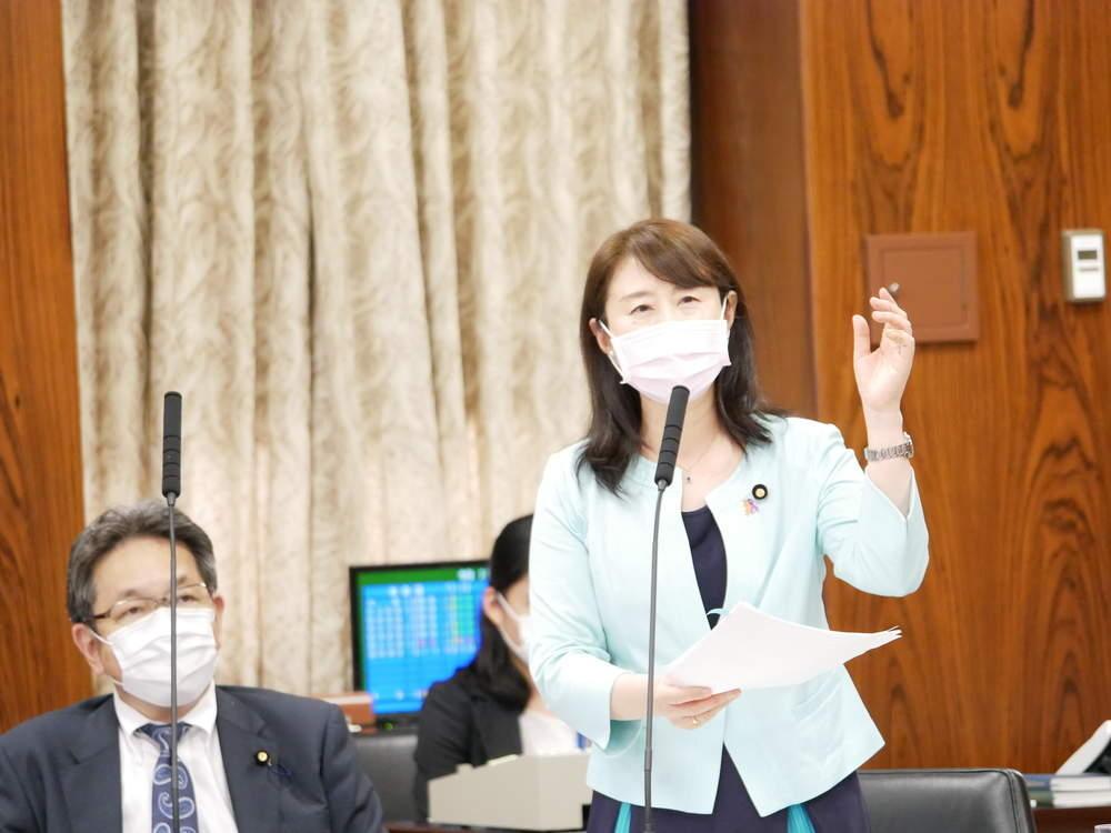 令和2年6月12日(金) 内閣委員会「株式会社地域経済活性化支援機構法改正案(REVIC法改正案)」審議