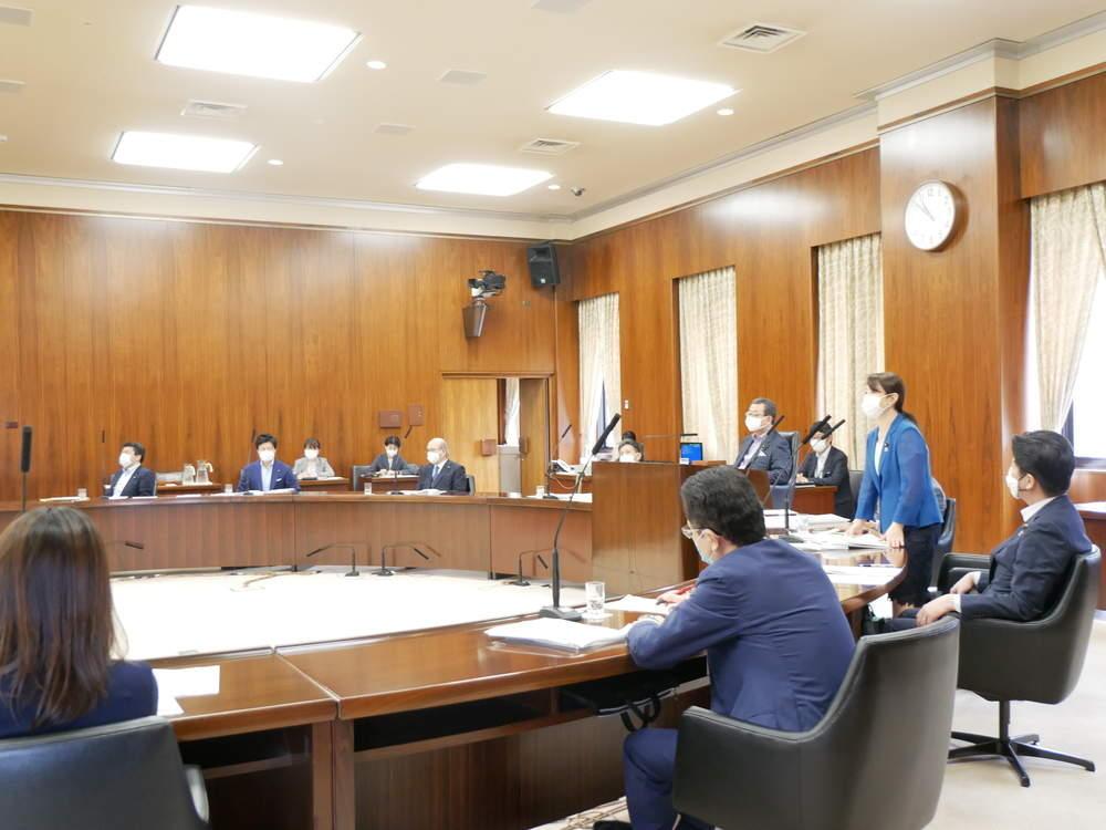 令和2年6月16日(火) 内閣委員会「科学技術基本法等改正案」質疑と付帯決議