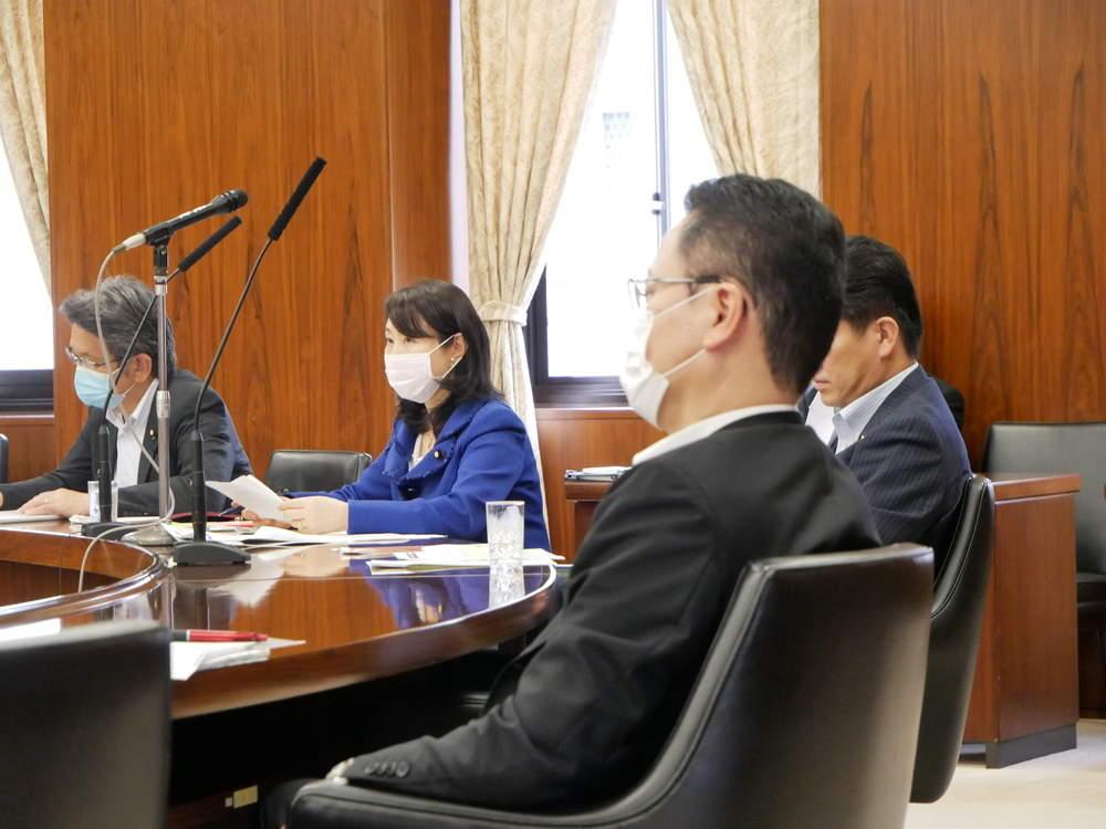 令和2年7月9日(木) 内閣委員会 一般質疑