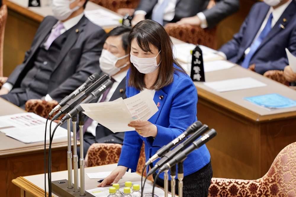 参議院 予算委員会 (2021年1月28日)