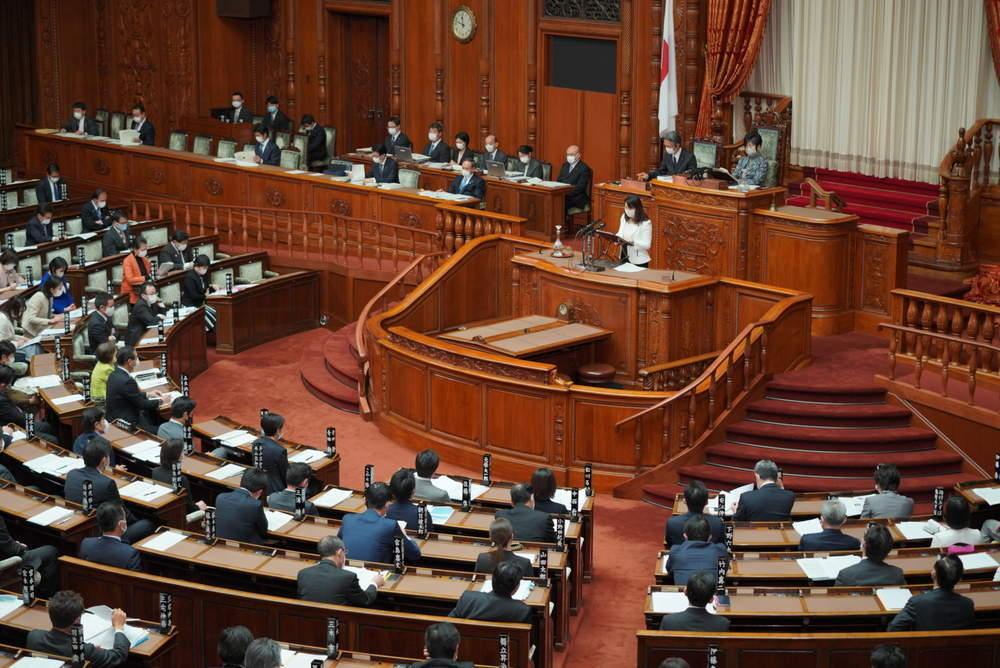 参議院本会議 代表質問(2021年2月2日)