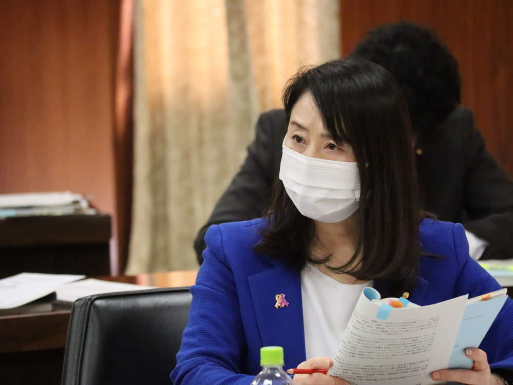 参議院内閣委員会(新型インフルエンザ特措法改正)質疑と反対討論(2021年2月3日)