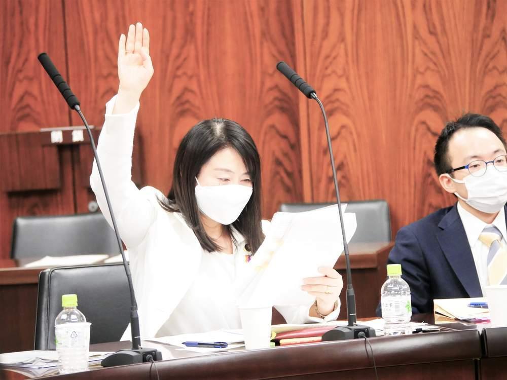 参議院内閣委員会(2021年3月16日)