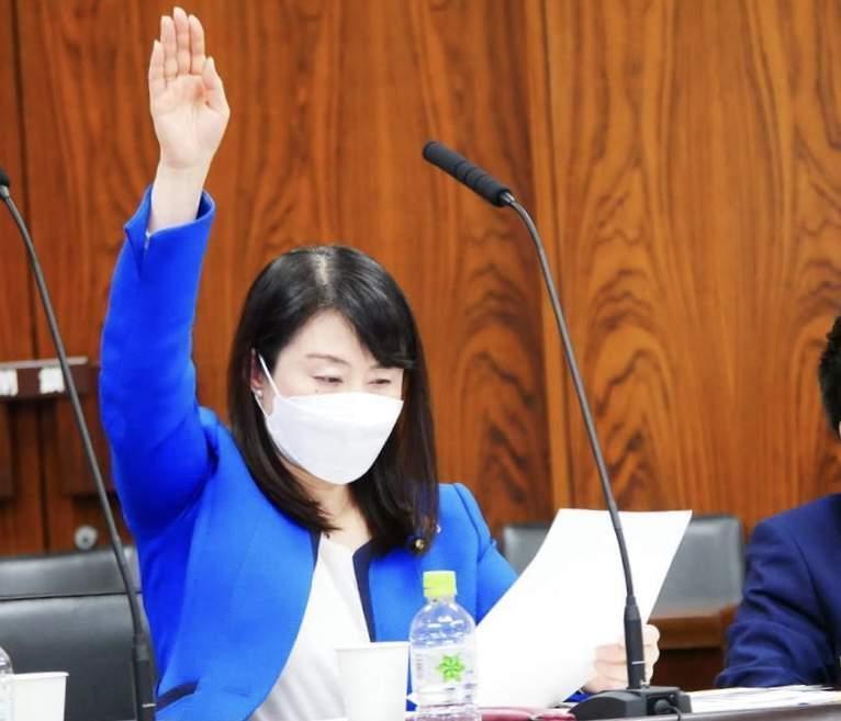 参議院内閣委員会(2021年3月22日)