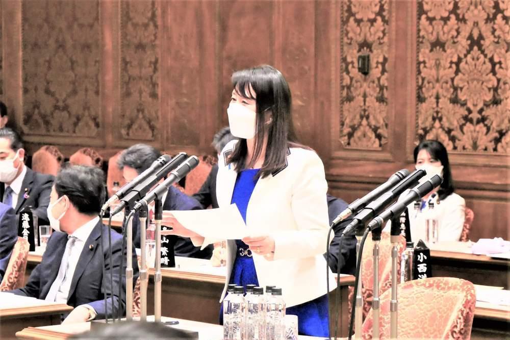 参議院予算委員会(2021年3月26日)