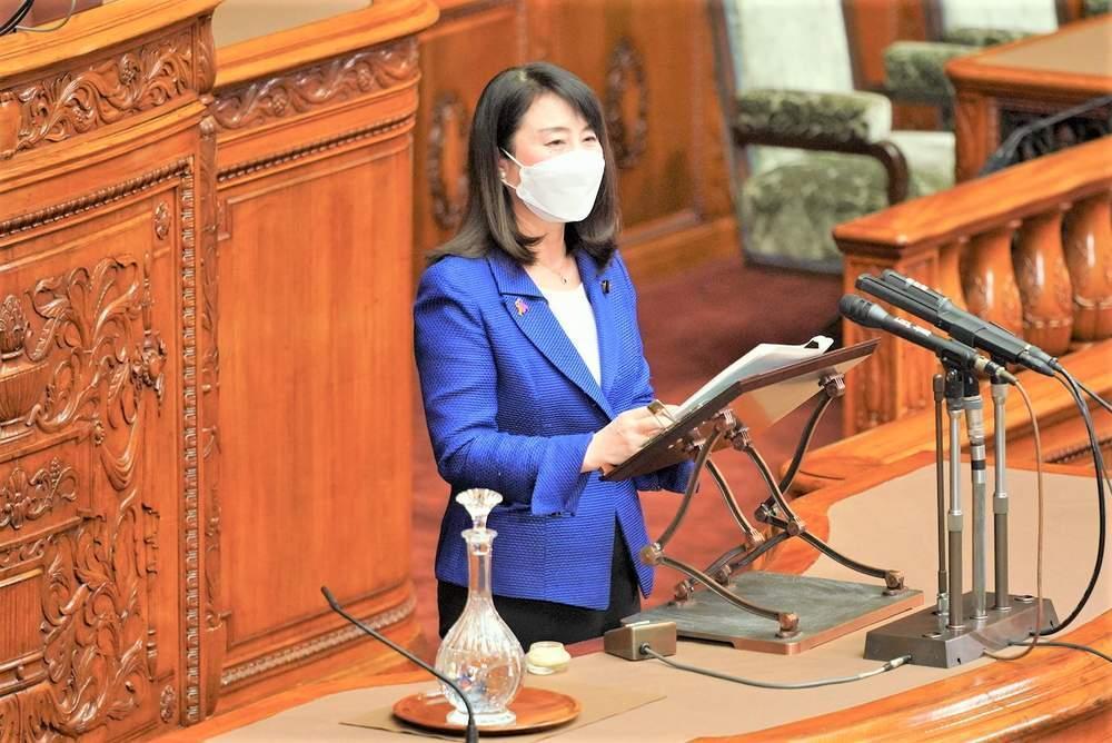 参議院本会議(2021年4月14日)