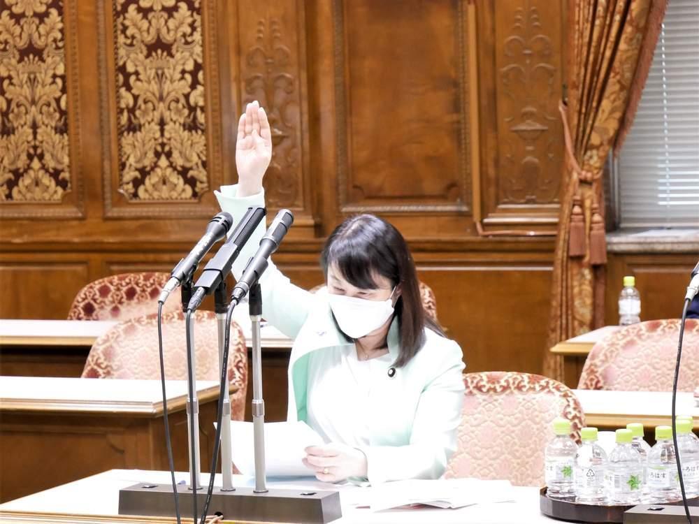 参議院内閣委員会(2021年4月15日)