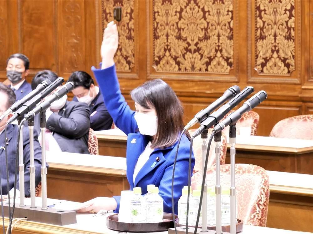 参議院内閣委員会(2021年4月6日)
