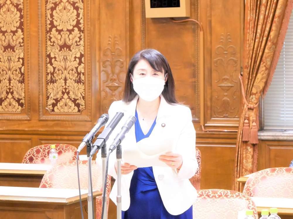 参議院内閣委員会(2021年4月8日)
