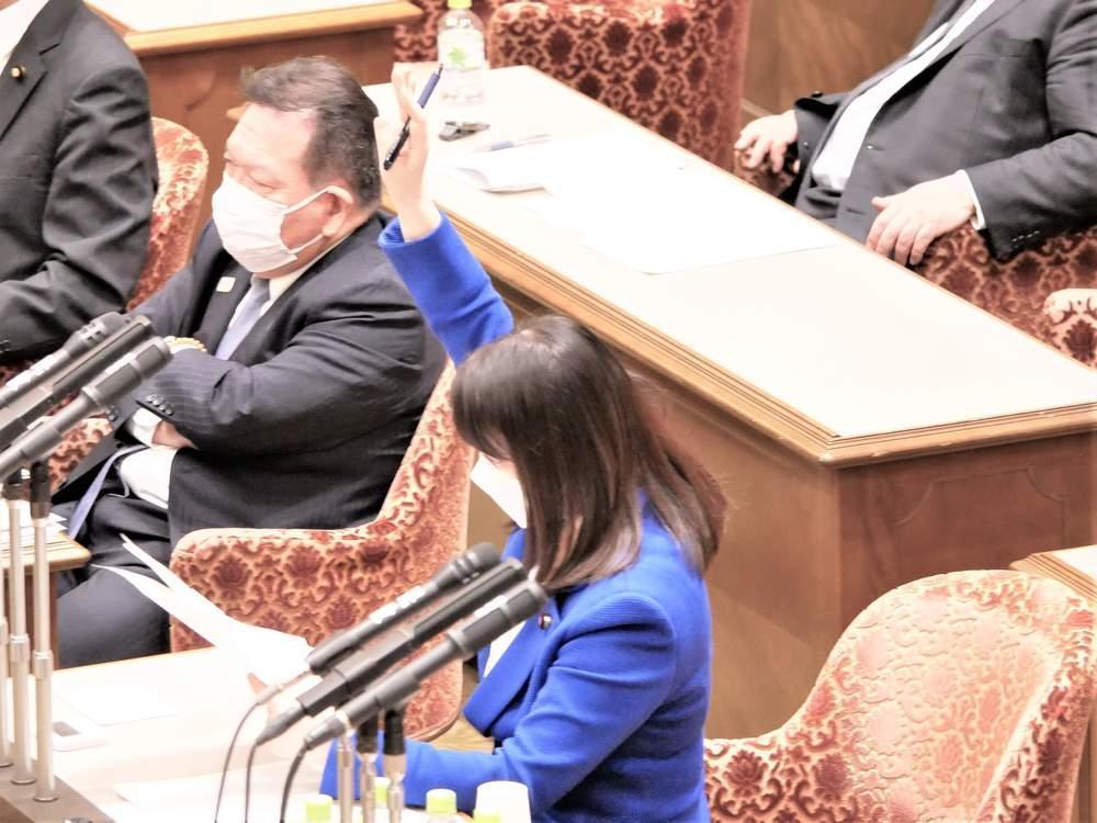 参議院内閣委員会(2021年4月27日)