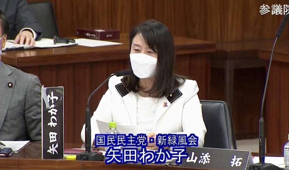 憲法審査会(2021年4月28日)