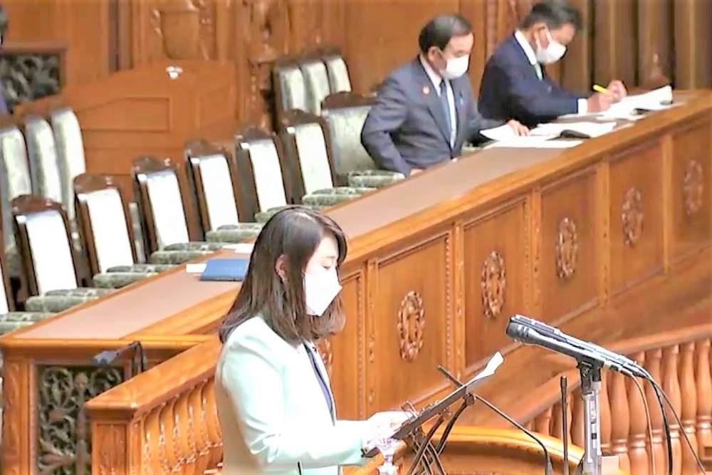 参議院本会議(2021年5月12日)