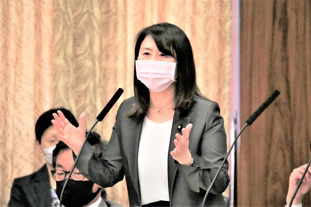 憲法審査会(2021年5月26日)
