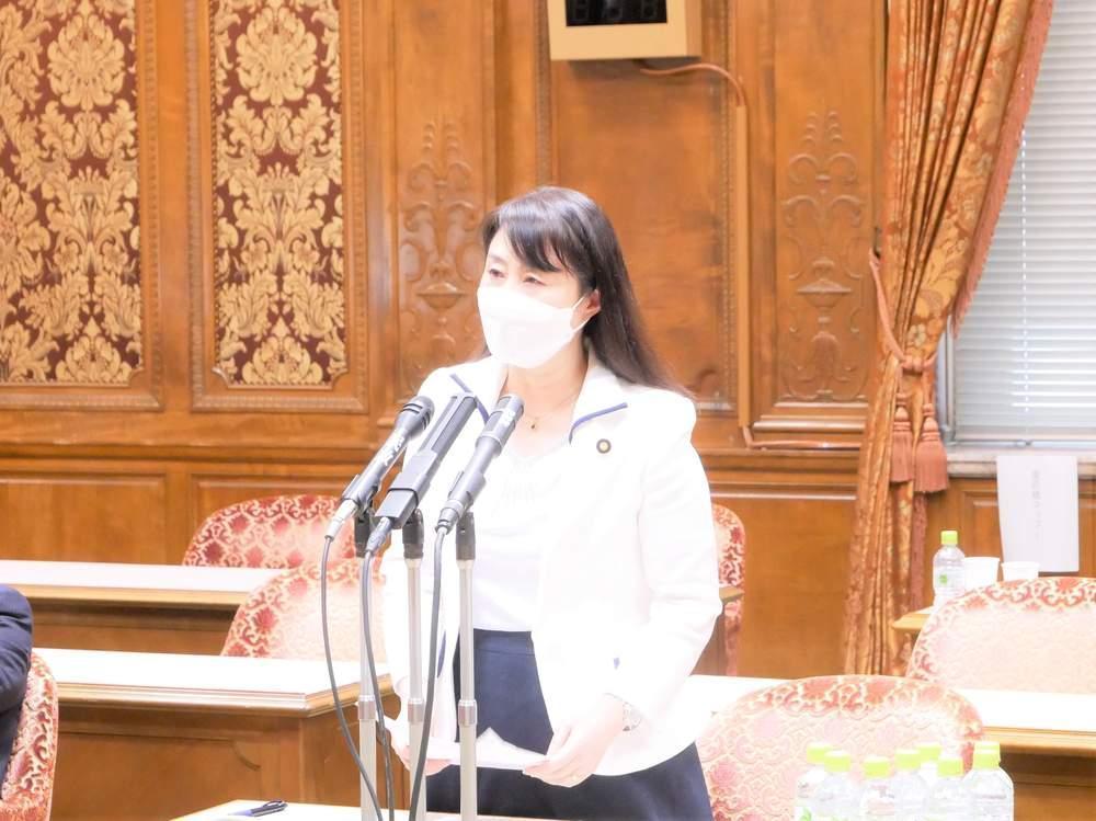 参議院内閣委員会(2021年7月29日)