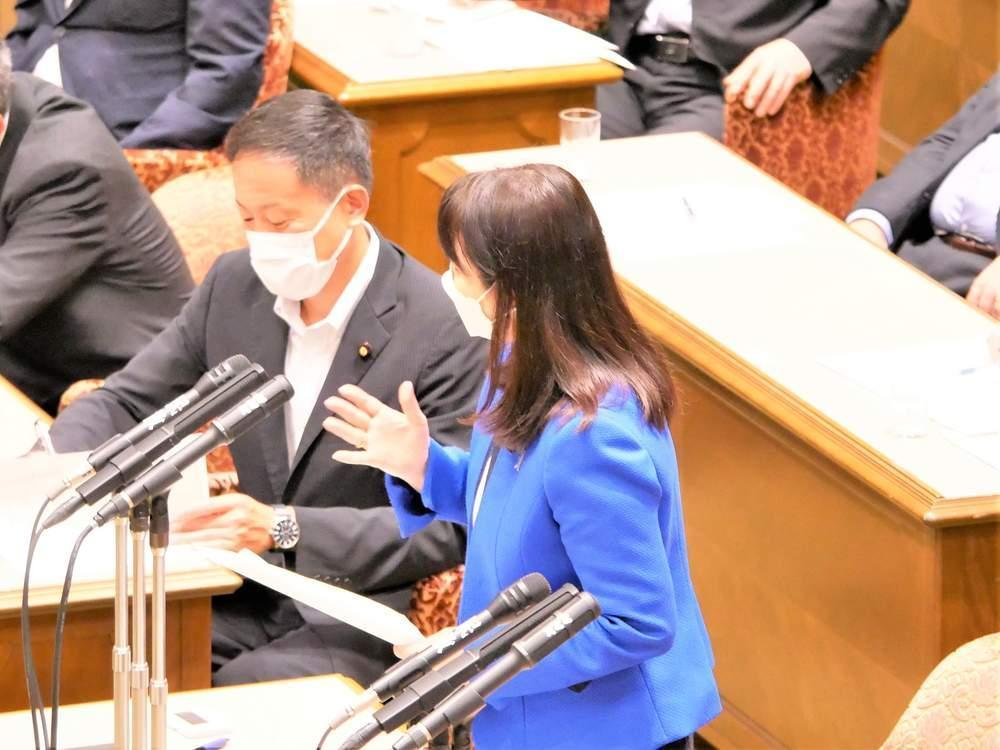 議院運営委員会(2021年7月30日)